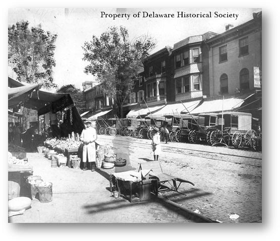 Description: http://www.hsd.org/HistoricReprod/Photographs/Wilmington/PH_Wilm_0001_FarmersMkt.gif